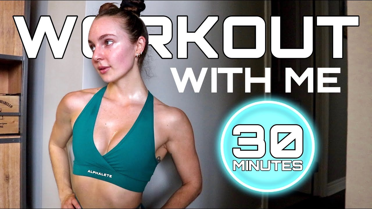 NO EQUIPMENT HIIT WORKOUT | F45 inspired