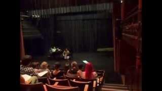 Rhiannon Dimond 2012 Recital Clips