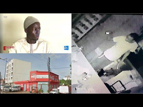 Cambriolage filmé : Les images de vidéosurveillance du dernier vol commis par «Boy Djiné»