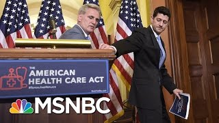 Conservatives Rally Around Health Care Bill, But Vote Delayed | Morning Joe | MSNBC