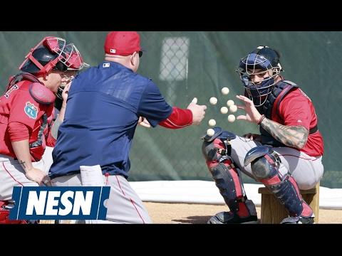 Leon, Swihart, Vazquez: Who Is Red Sox Odd Man Out At Catcher