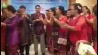 Tortor Guru Sekolah Minggu HKBP Rawamangun
