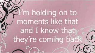 Repeat youtube video Miley Cyrus - Been Here All Along Lyrics.