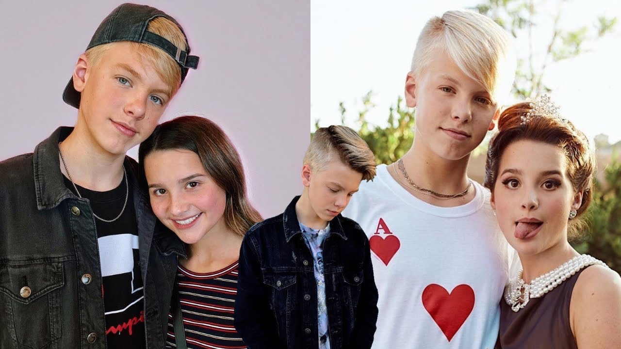 Carson who lueders girlfriend is YouTube: What