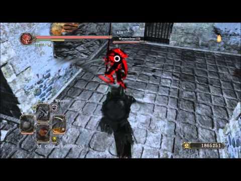 Dark Souls 2 Weapon Showcase: Scythe of Nahr Alma