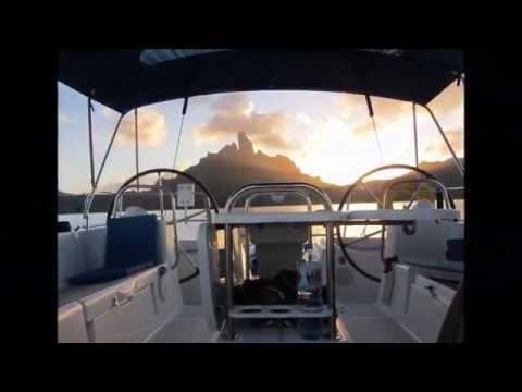 Bora Bora Sailing