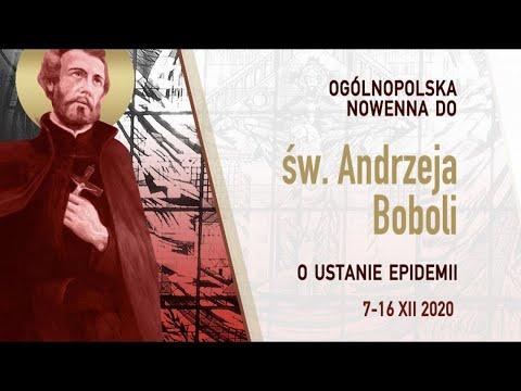 Ogólnopolska Nowenna do Św. Andrzeja Boboli (16.12.2020)