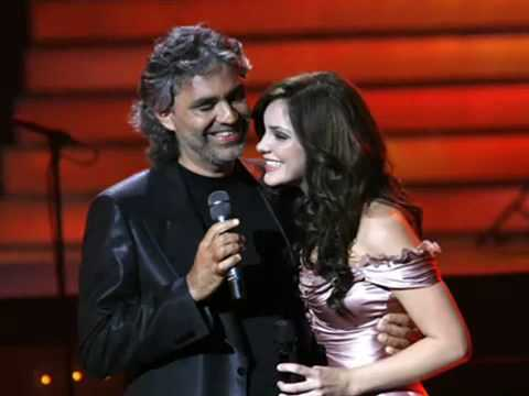 Katharine McPhee & Andrea Bocelli - Can't Help Falling In Love.mp4