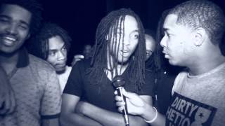 Tadoe of  GBE @ Prince Hypno  Mixtape Release Party