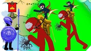 Новый БОСС (Boss : The Kai Rider! ) - Stick war legacy update