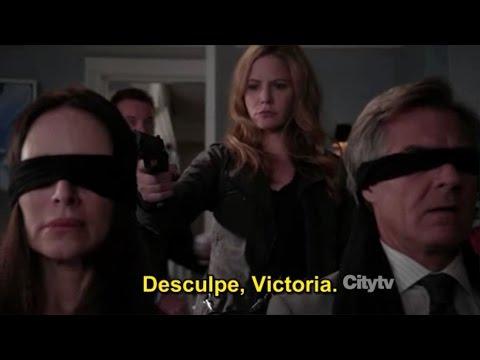 Kara, Conrad and Victoria Grayson - Revenge