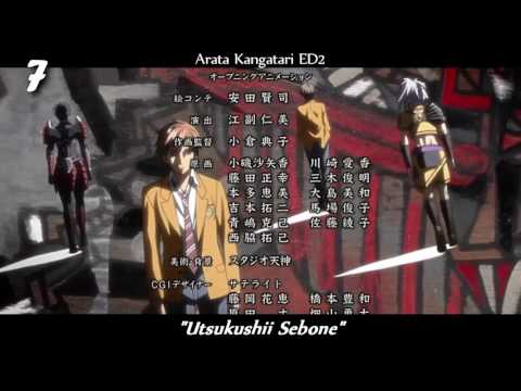 My Top OLDCODEX Anime Song Rankings