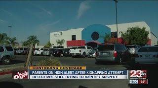 Officials trying to identify American Kids Sports Center attempted kidnapping suspect