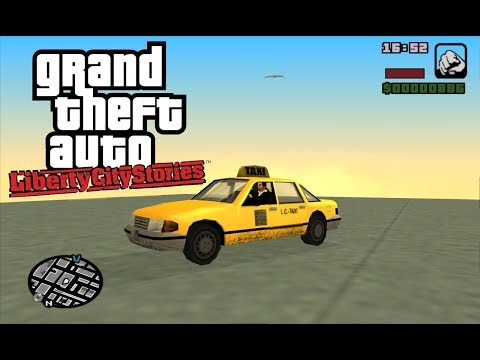 GTA:Liberty City Stories PC Edition - Time Out - Gameplay