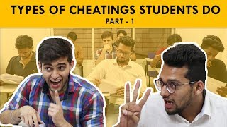 Types of Cheating Students use in Exam - Part 1 || Funchod || Shyam Sharma || Dhruv Shah
