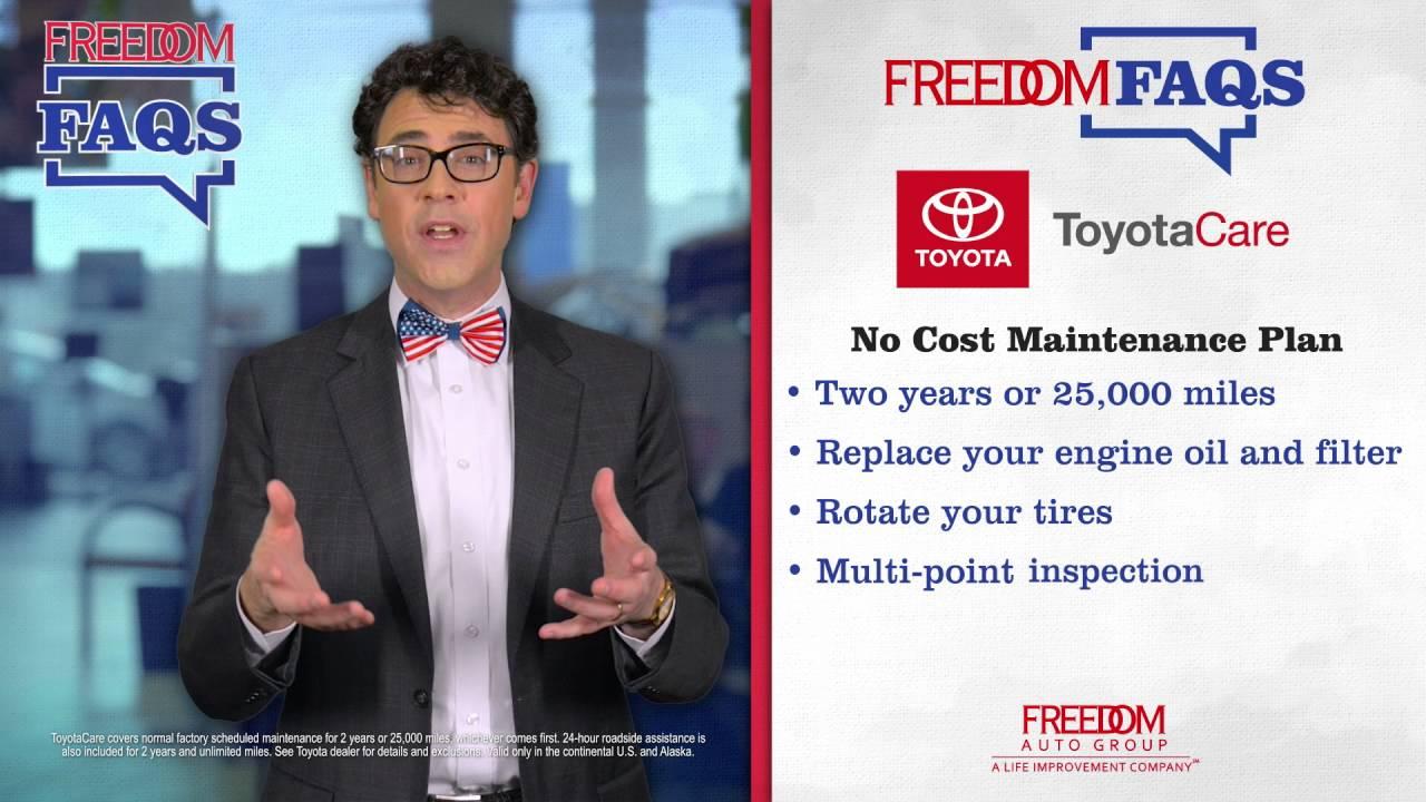 Freedom Toyota   Hamburg, PA   Toyotacare