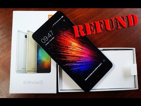 БЕСПЛАТНЫЙ ТЕЛЕФОН Xiaomi Redmi Note 3 Pro с AliExpress