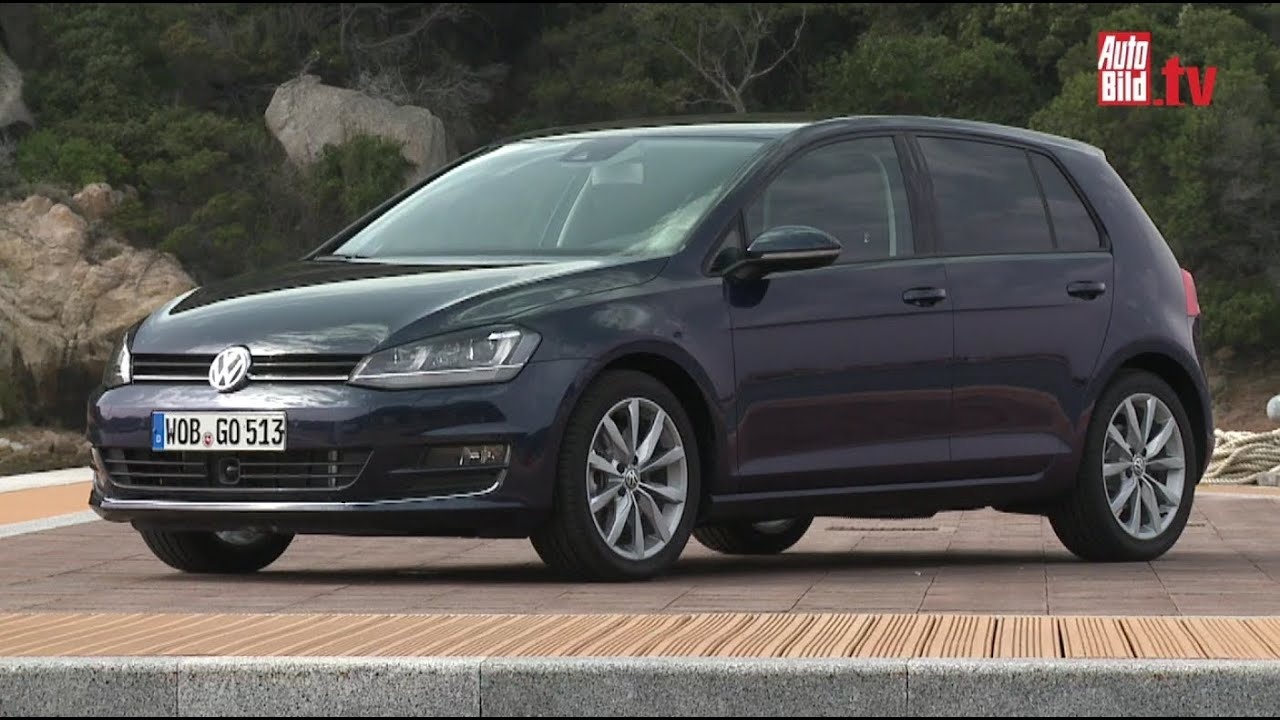 vw golf vii 2 0 tdi the new golf youtube. Black Bedroom Furniture Sets. Home Design Ideas
