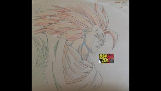 Dragon Ball Z Douga Songoku Super Saiyan 3 Saga Buu Collection