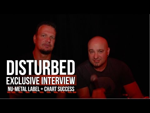Disturbed Talk Nu-Metal Label + Chart Success