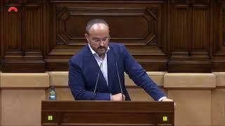 ALEJANDRO FERNANDEZ le da una LECCIÓN de DEMOCRACIA a la IZQUIERDA defensora de la okupación.