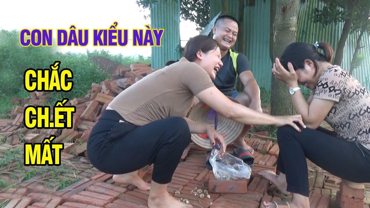 Mẹ Chồng Luộc Hạt Mít Cho Con Dâu Ăn Và Cái Kết ...Cười Không Ngậm Được Mồm - Phan Han Vlogs