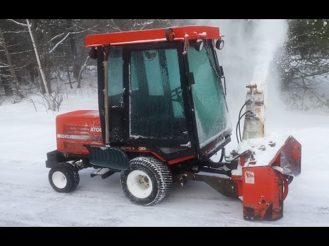 Snow blowing drifts, plowing and shop