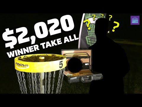 $2,020 WINNER TAKE ALL DISC GOLF PUTTING CHAMPIONSHIP | Wysocki, Ulibarri, Hastings | DEPC