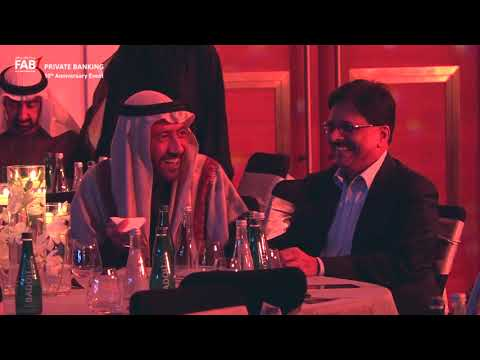 First Abu Dhabi Bank Event