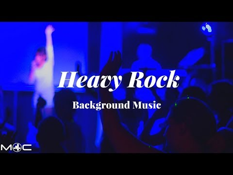 Heavy Metal Hard Rock Upbeat Background Music [M4C Release]