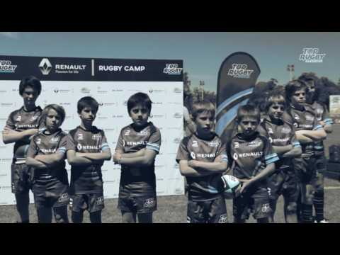 Top Rugby Academy - Montevideo 2016