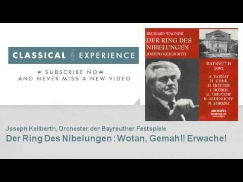 Richard Wagner : Der Ring Des Nibelungen : Wotan, Gemahl! Erwache!