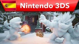 ¡Feliz Navidad con Nintendo 3DS!