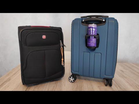 Как выбрать чемодан. Ручная кладь. Wenger Vaud 38l