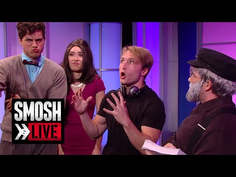 WORLD'S FASTEST READER - SMOSH LIVE
