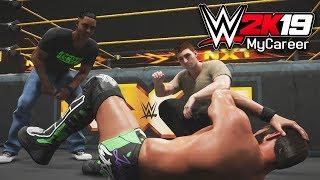 INVADING NXT?! | WWE 2K19 My Career Mode Ep #3