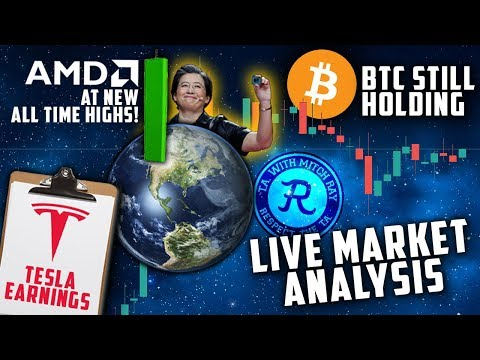 🔴 BITCOIN LIVE 🔴 ETHEREUM BREAKOUT, BTC  MOON! – Ep.1060 – Crypto Technical Analysis