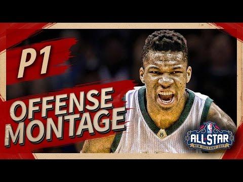 Giannis Antetokounmpo Offense & Defense Highlights Montage 2016/2017 (Part 1) - FUTURE MVP!
