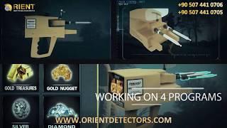 Mega Gold 2020 Long Range Detector | Features Overview