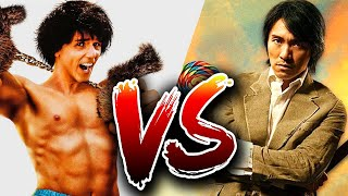 Kung Pow VS Kung Fu Hustle - What's the Better Kung Fu Comedy?? - Rental Reviews