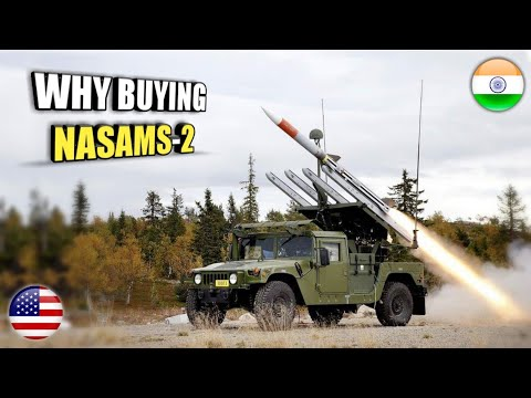 Why India Is Buying NASAMS-2 Missile System? Why NASAMS If We've S-400? NASAMS-2 VS S-400 (Hindi)