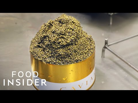 Inside Europe's Biggest Caviar Farm | Regional Eats