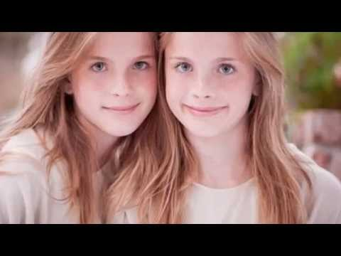 Baby Emma is all grown up! The twins who played Ross and Rachel's