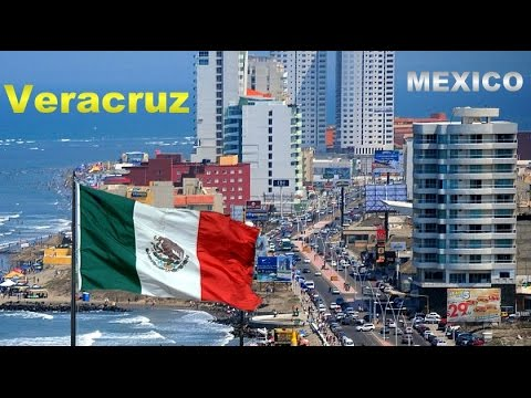 El Bello e Histórico Estado de Veracruz, Mexico