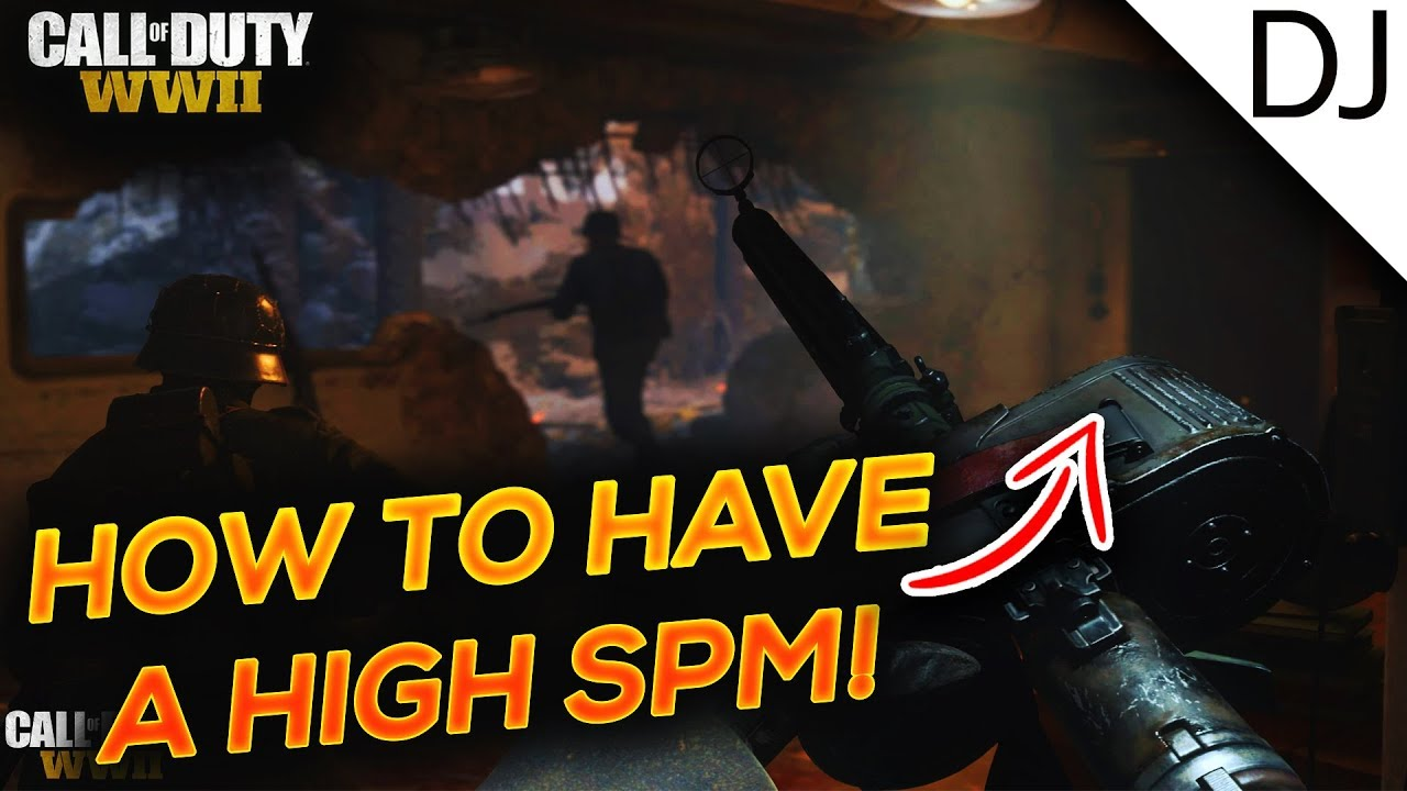 *NEW* How to Have a High Score Per Minute in Call of Duty WW2 Multiplayer! [COD WW2 Tips] EP.449