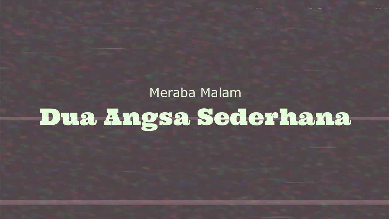 Meraba Malam 20    Puisi Dua Angsa Sederhana Karya Bani Satria