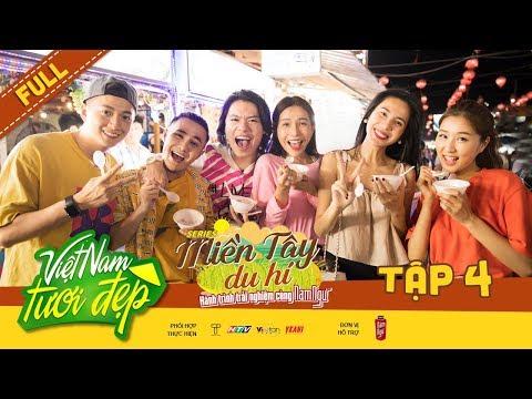 Việt Nam Tươi Đẹp 3 | #4: Thủy Tiên, Ngô Kiến Huy, Jin Ju Vượt ải Trăm điều Khó Tại Chợ đêm Phú Quốc