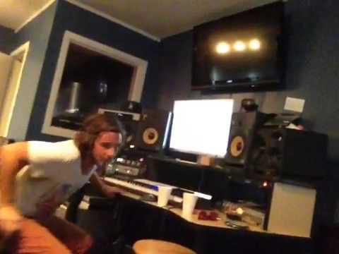 """""""New Hampshire"""" studio clip @ 1500orNothin'"""