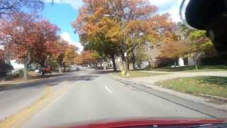 Поездка по Цинциннати, Огайо. Cincinnati, Ohio