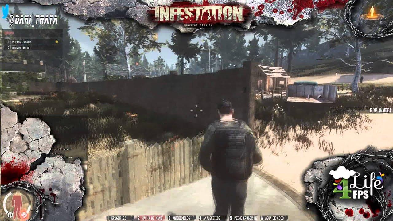 infestation como